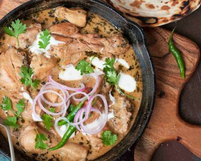 Easy Creamy Chicken Curry Recipe