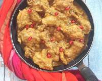 Lavand-E-Murgh Recipe - Afghani Chicken In Yoghurt Gravy