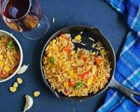 15 Minutes Mexican Fried Rice Recipe