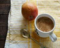 Apple Tea Latte Recipe