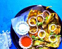 Chicken Cooked in Banana Leaves Recipe