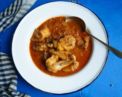 Coorg Koli Curry Recipe - Coorgi Chicken Curry
