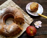 Fresh Apple Bundt Cake Recipe