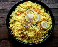 Nepalese Vegetable Pulao Recipe