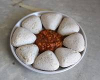 Horsegram And Foxtail Millet Idli Recipe