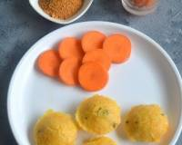 Carrot Idli Recipe