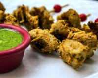 Chicken Malai Kebab Recipe