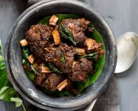 Kerala Style Mutton Pepper Fry Recipe