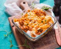 Mexican Cottage Cheese Chicken Enchilada Recipe