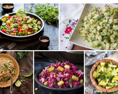 32 Super Healthy Indian Salad Recipes To Make Right Now