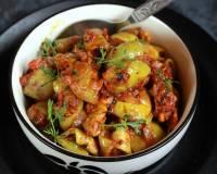 how to make tinda ki sabzi