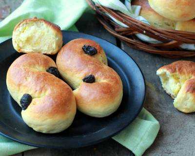 Swedish Saffron Buns Recipe