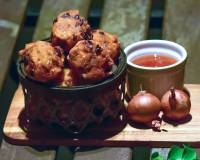 Konkani Style Dangar Recipe-Cabbage Fritters