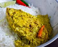Bhapa Ilish Recipe (Steamed Hilsa)