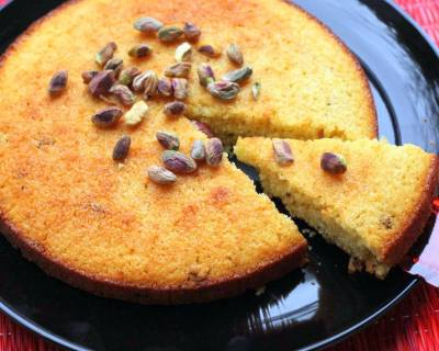 Pathare Prabhu Roath Recipe (Semolina Cake)