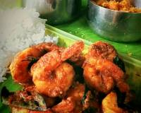 Prawn Ghee Roast Recipe