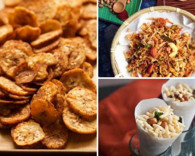 8 Appetizing Pre Made Snacks To Serve With Your Evening Tea