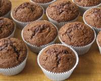 Broccoli Chocolate Muffins Recipe
