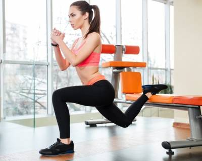 How to Activate Glutes Before A Workout