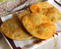 Babru Recipe (Himachali Black Gram Stuffed Bread)