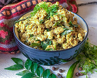 Muttai Podimas Recipe - Chettinad Egg Scramble
