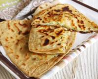 Egg Stuffed Paratha Recipe