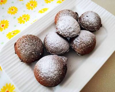 Æbleskivers Recipe- Danish Chocolate Pancake Puffs