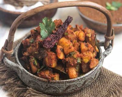 Patiala Aloo Recipe