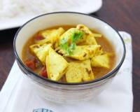 UP Style Paneer In Mustard Gravy Recipe