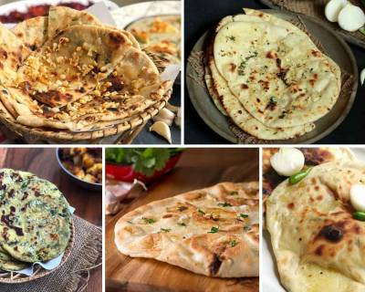 10 Naan Recipes You Can Make At Your Next Dinner Party