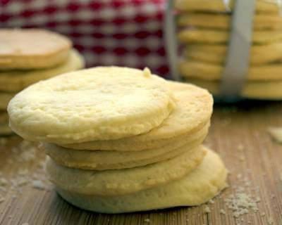 Shrewsbury Cookies Recipe (Butter Cookies)