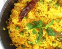 Hare Chane Ka Pulav Recipe