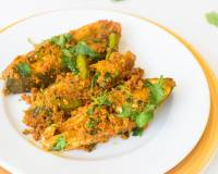 Fish Sukka Recipe - Fish With Spicy Masala Filling