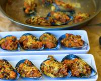 Stuffed Mussels Recipe