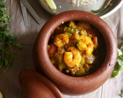 Lau Chingri Recipe (Bottle Gourd And Shrimp Curry)