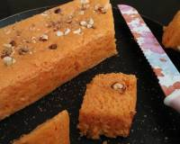 Dry Fruits Spongy Cake Recipe