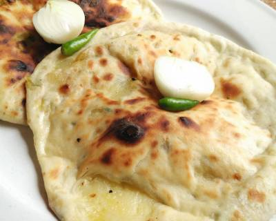 Spicy Aloo Naan Recipe