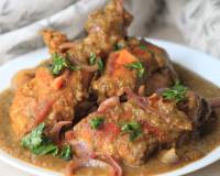 Chicken Korma Recipe - Mughlai Style Chicken Curry