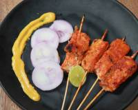 Fish Tikka Masala Skewer Recipe