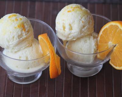 Lemon Frozen Yogurt Recipe