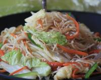 Sesame Noodles Recipe With Napa Cabbage