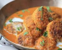 Raw Jackfruit Kofta Curry Recipe - Kathal Kofta Curry Recipe