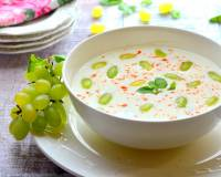 Angoor Raita Recipe