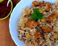 Spicy Moroccan Rice With Chicken Recipe