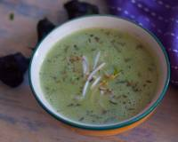 Broccoli & Water Chestnut Soup Recipe