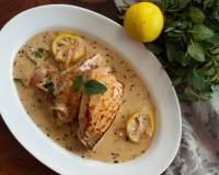Chicken In Lemon Butter Sauce Recipe