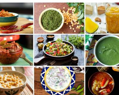 21 Lip Smacking Indian Condiments You Must Have In Your Kitchen