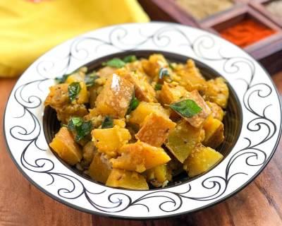 Maharashtrian recipes marathi recipes by archanas kitchen bhoplya cha bharit recipe maharashtrian pumpkin sabzi forumfinder Gallery