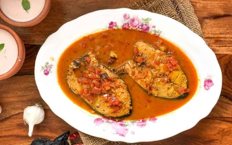 Archanas kitchen simple recipes cooking ideas malvani fish curry recipe forumfinder Gallery