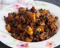 Methi & Pudina Aloo Sabzi Recipe
